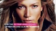 Джей Ло пресъздаде видео отпреди 20 години и показа, че не е остаряла и с ден