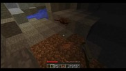 Minecraft Survival ep1 doggy Пещера