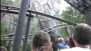 Полет на Hippogriff в Universal Studios (в Hd)