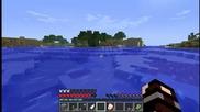Minecraft survival Ep3 - едно прикюучение с нова кащурка