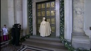 Папата откри Свещената година