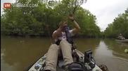 Рибар ще си спомня тази страховита изненада до края на живота си