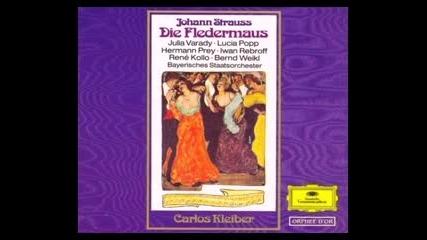Johann Strauss I I - Die Fledermaus - 13. Act 2 - Introduktion - Ein Souper Heut Uns Winkt