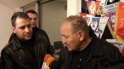 Димитър Пенев: Имаме нужда от защитници, но е по-важно да вземем нападател