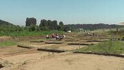 Археолози откриха уникални находки при разкопките на Е-79