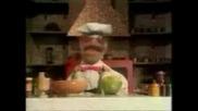 Muppet Show - Swedish Chef - Making Salad