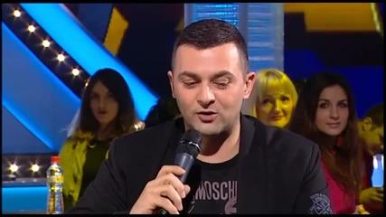 Grand Parada - Cela Emisija - Sanja, Milan, Jelena, Jasmin, Ceda i Mina - (TV Grand 23.12.2014.)