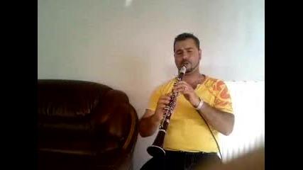 dzafer na klarinet