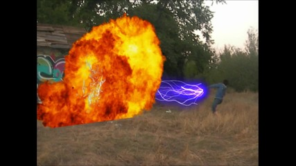 adobe after effects real explode