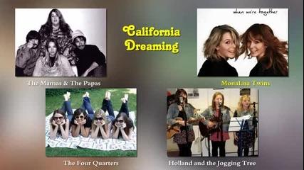 California Dreamin (1965) с 3 супер кавъра от млади таланти