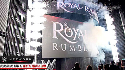 AJ Styles' top-secret arrival at Royal Rumble 2016: WWE Untold sneak peek