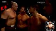 Raw 09/29/08 Tag Team Champion And Kane