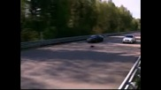 Dragtimes.info Bmw M6 5.8l vs Bmw M6