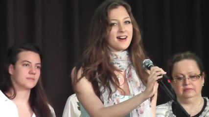 Sreshta - Shturcite Среща - Cover Simona Milenkova