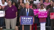 USA: Trump slams Jay Z and Beyonce during Denver rally