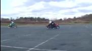 Moto drift