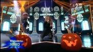 Михаела Маринова - X Factor Live (28.10.2014)