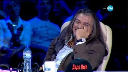 Филип Аврамов като Нети - Като две капки вода ( 04/05/2015 )