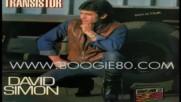 David Simon - Transistor( Instrumental Version)1984 France
