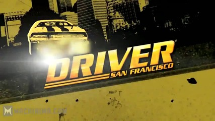 Driver San Francisco Car Reveal Trailer [hd]