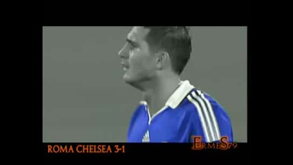 Roma - Chelsea 3:1 (clip By Ermes79)