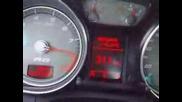 Audi R8 322 Km/h