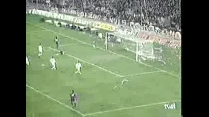 Romario - Гол Срещу Real Madrid