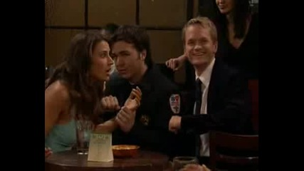 Himym - Season 1 (bloopers)