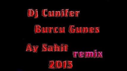 Burcu Gunes - Ay Sahit (dj Cunifer Remix)