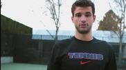 Предизвикателството на Nike към Григор Димитров