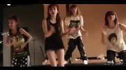 [2ne1] Minzy 'clap your hands' Dance Practice