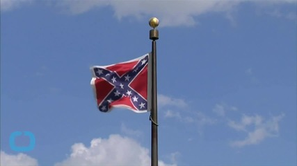 Woman Removes Confederate Flag in Front of South Carolina Statehouse