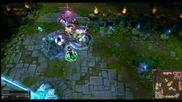 League of Legends - Draven Pentakill