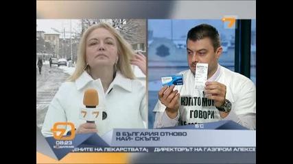 Парацетамолът в Косово на половин цена – 2 част