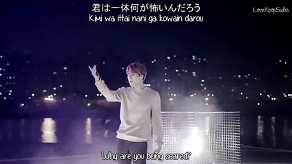 [pv/hd] Dong Woon from Beast – Kimishika [english subs + Romanji + Kanji]