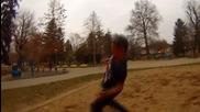 Малка тренировка с Константин Русев :)