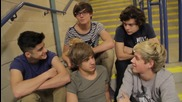One Direction Q and A част 2