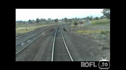 Бягство От Влака