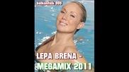 Lepa Brena - Megamix 2011