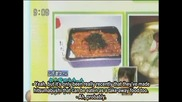 Yamapi and his love for food (subbed)