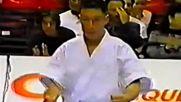 Хаджиме Казуми - подготовка за световно първенство