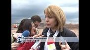 Фандъкова: Работата по депото за битови отпадъци продължава в срок