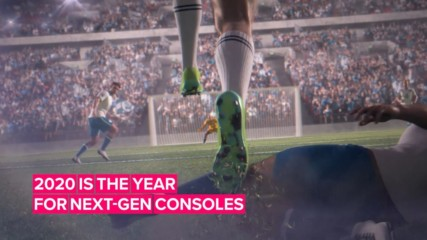 2020 is going to be an awesome year for next-gen consoles
