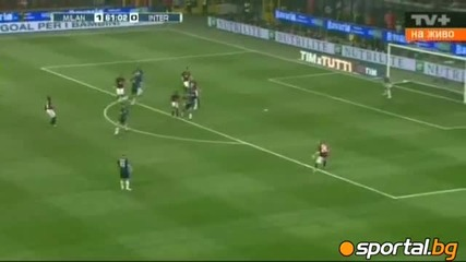 Милан - Интер 3:0