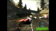Need for Speed Most Wanted - Stunt Movie my gameplay