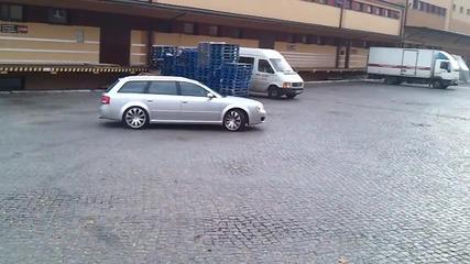 Artoone Audi S6 C5 donuts ...manual