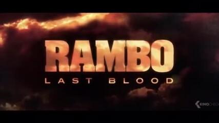 Rambo 5 last blood trailer (2019)