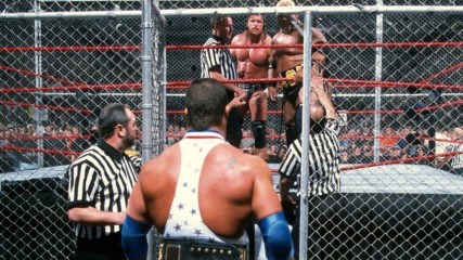 Six-Man WWE Championship Hell in a Cell Match: Armageddon 2000