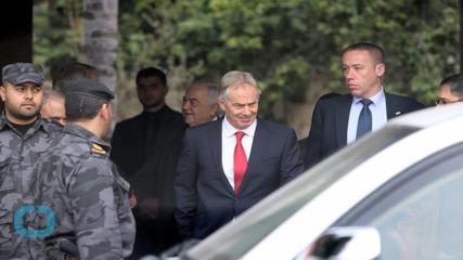 EU Urges Quick Restart to Israeli-Palestinian Talks