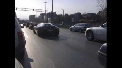 Bugatti Veyron В София